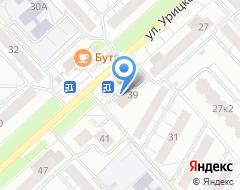 Компания Нексус на карте города
