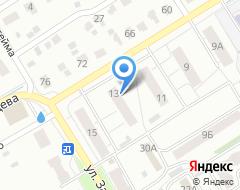 Компания Шопша дача на карте города