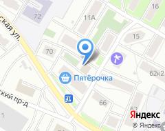 Компания Светлояр на карте города