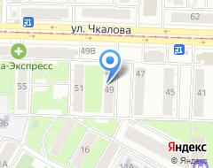 Компания Водные ресурсы-Волга на карте города