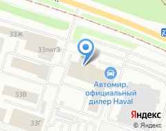 Компания Аналитика на карте города