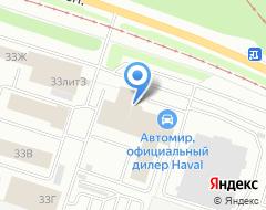 Компания Комфорт Дизайн на карте города