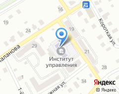 Компания ГАЗon на карте города