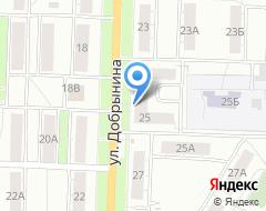 Компания Активстрой на карте города
