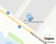 Компания Ярпластмонтаж на карте города