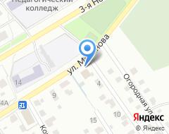 Компания Бизнес Система на карте города