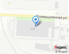 Компания Теплопром на карте города