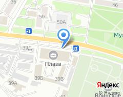 Компания Алгоритм на карте города
