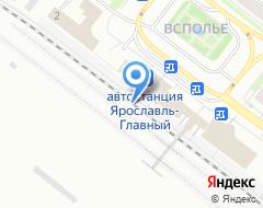 Компания ЯрСНиП на карте города