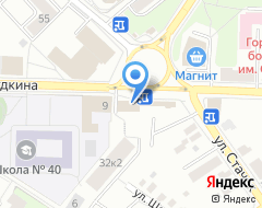 Компания Эланс-Ломбард на карте города
