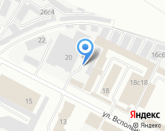 Компания МаксиГео на карте города