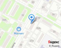 Компания Веста на карте города