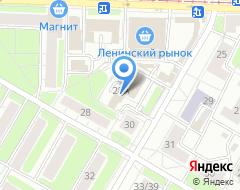 Компания ЯрБурПром на карте города