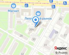 Компания Яркамп-Лизинг на карте города