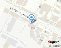 Компания ДИЗАЙН РЕМОНТ на карте города