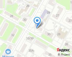 Компания Промо-Сервис на карте города