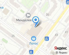 Компания Юникор банк на карте города