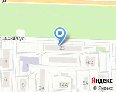 Компания ААС Кентавр на карте города