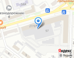 Компания Бизнес-центр на Полиграфической на карте города