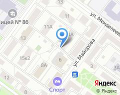 Компания МИГ на карте города
