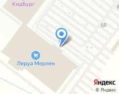 Компания Банкомат, Райффайзенбанк на карте города