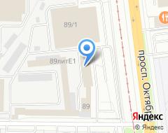 Компания Сварочно-монтажный трест на карте города