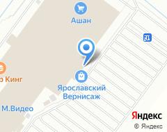 Компания Accessorize на карте города
