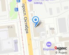 Компания Инвест Инжиниринг на карте города