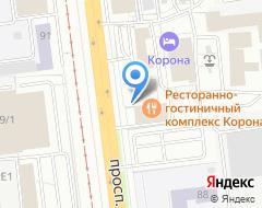 Компания Гидроинжстрой на карте города