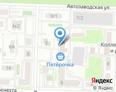 Компания ДОМ МЕЧТЫ на карте города