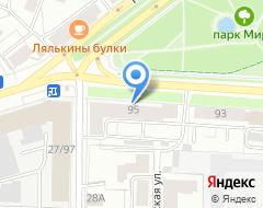 Компания Ростэк-Верхняя Волга на карте города