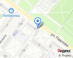 Компания Нотариусы Колобова Л.Ю. и Сорокоумова Г.Ф на карте города