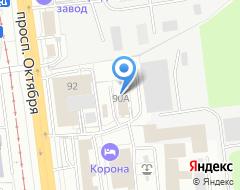 Компания Союз криминалистов на карте города