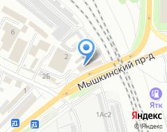 Компания ЯрБлицСтрой на карте города