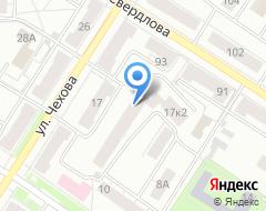 Компания Бизнес-тайм76 на карте города