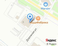Компания Дилерский центр HYUNDAI на карте города