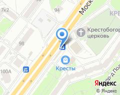 Компания РосДеньги на карте города