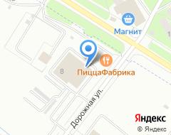 Компания Диллерский центр HYUNDAI на карте города