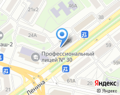 Компания СпецСтрой на карте города