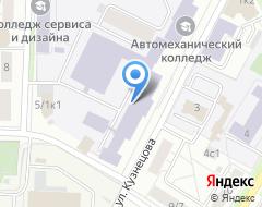 Компания ЛИЦЕЙ на карте города