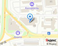 Компания Ярград плюс на карте города