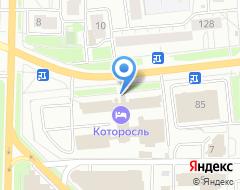 Компания Рада на карте города