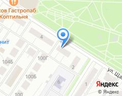 Компания ТехЭнергоСервис на карте города
