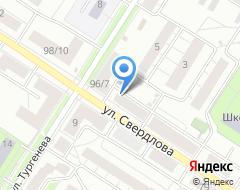 Компания Адвокат Чирков П.А. на карте города