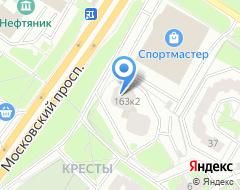 Компания ПИК на карте города