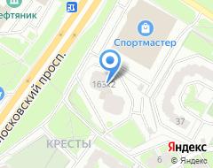 Компания Магазин хозтоваров и сантехники на карте города
