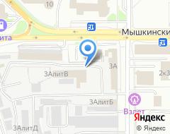 Компания Промстройсервис+ на карте города