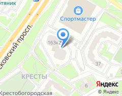 Компания ВИФ на карте города