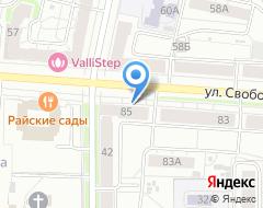 Компания Нотариус Крамзина С.В. на карте города