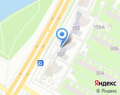 Компания Мастерстрой на карте города